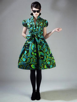 Col_won_ShirtDress-green_Z