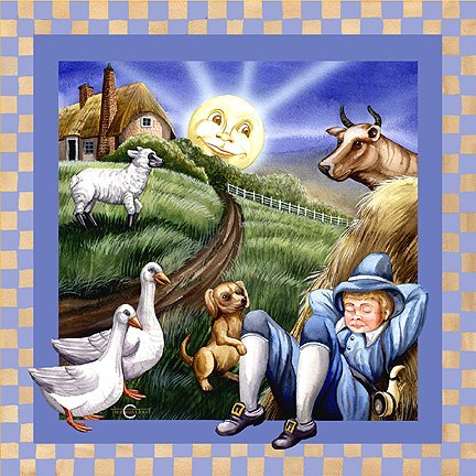 Little-Boy-Blue-nursery-rhymes